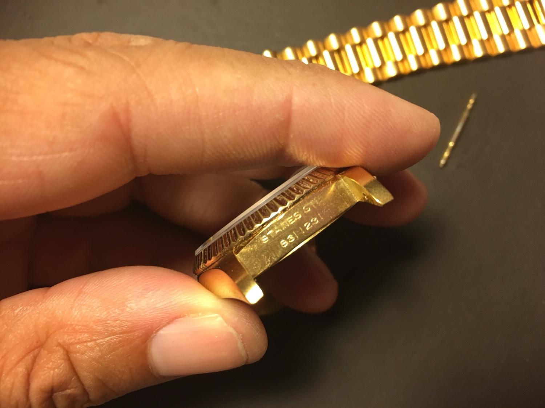 χρυσό rolex - Ρολόγια Replica