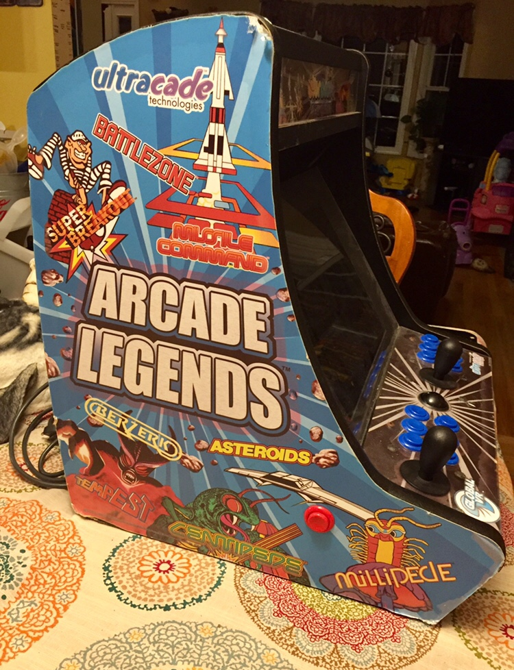 Adding games to Arcade Legends? - KLOV/VAPS Coin-op