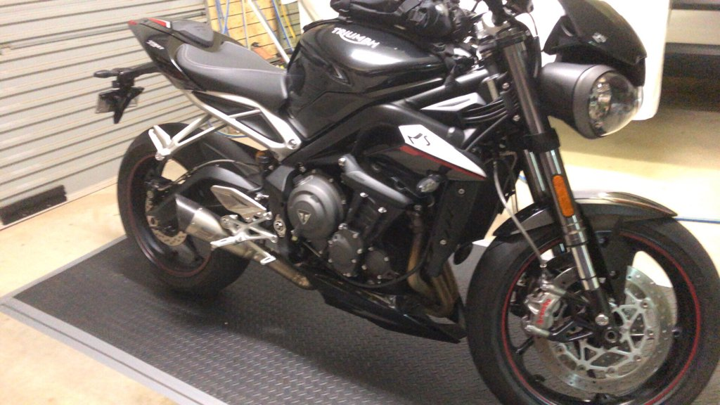 Street Triple 765 exhaust thread [Archive] - Page 3
