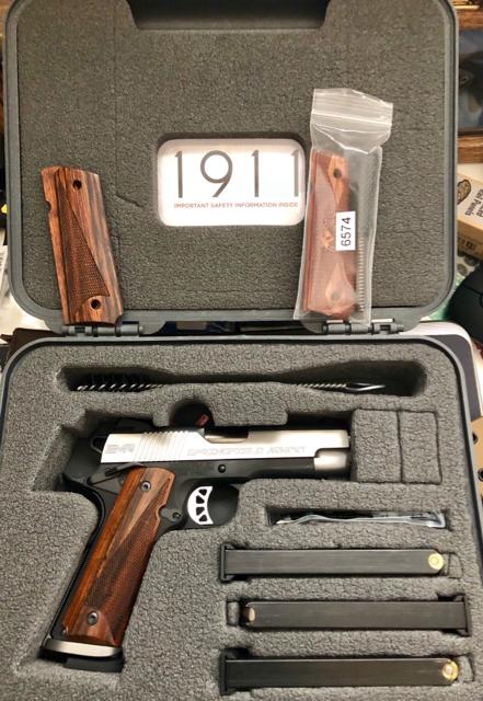 FS: Springfield Armory EMP4 Lightweight Champion 9mm Bi