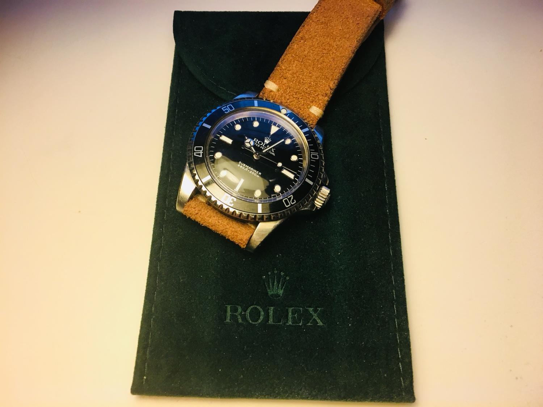 Submariner 16610 - Service - ♕ Rolex ♕