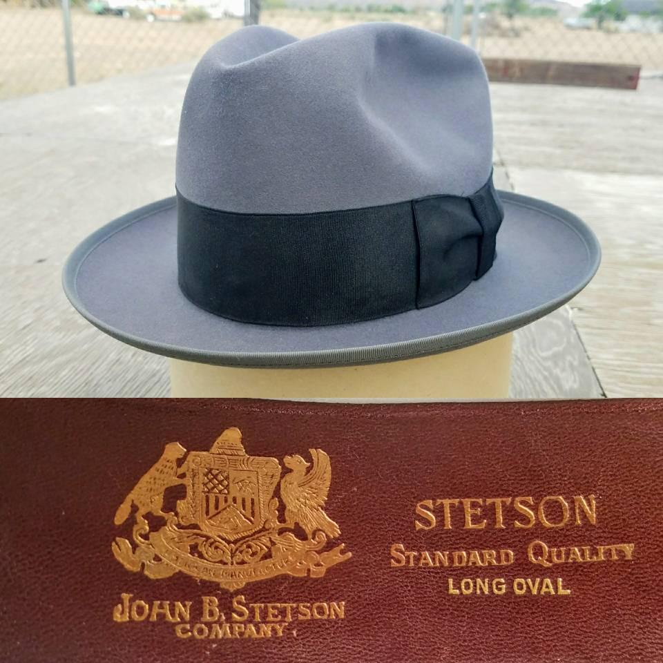 EBay  1930s Stetson  b5987c251b3