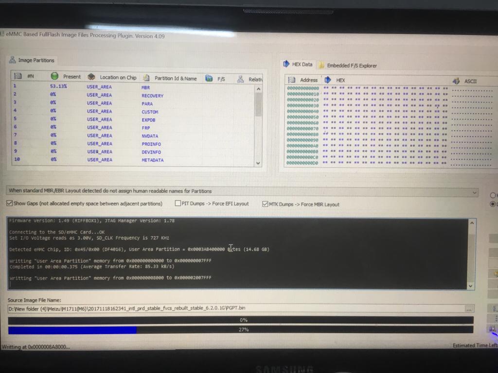 Meizu M6 pinout or EMMC Dump Need - Unlock Forum - RIFF Box