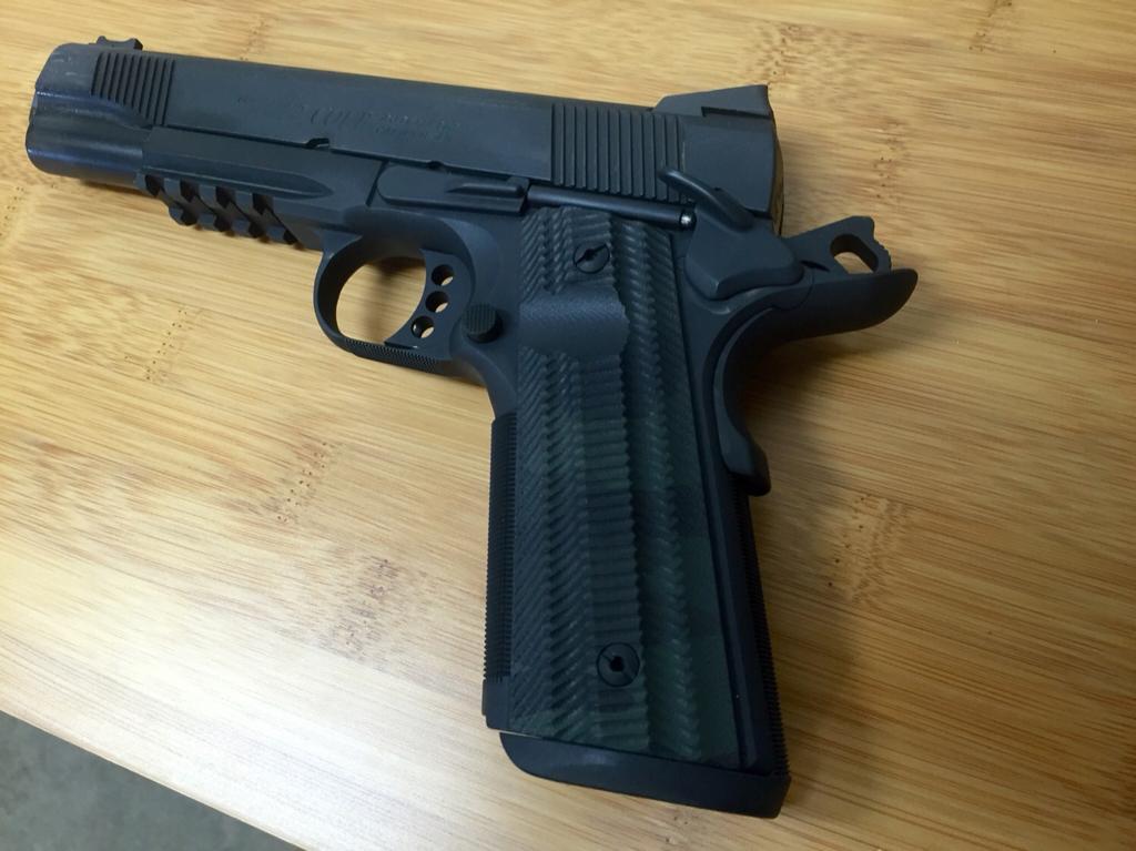Colt Rail gun/combat unit pistol? - Page 2