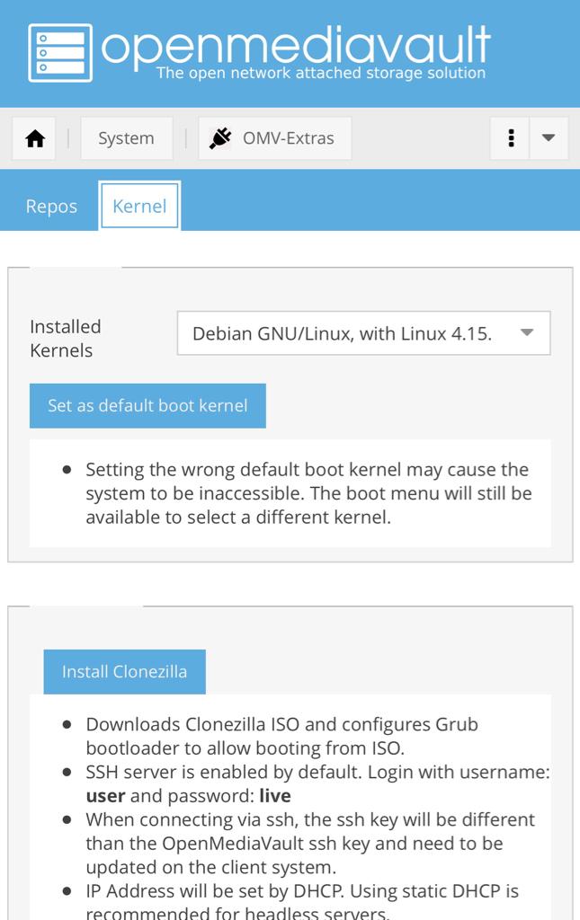 WARNING: Do NOT ubgrade to Kernel 4 16 if you use ZFS - Updates