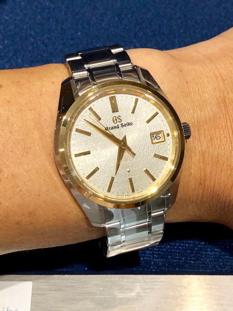 competitive price 9c3d9 3ef09 Which GS Quartz Watch? - Rolex Forums - Rolex Watch Forum