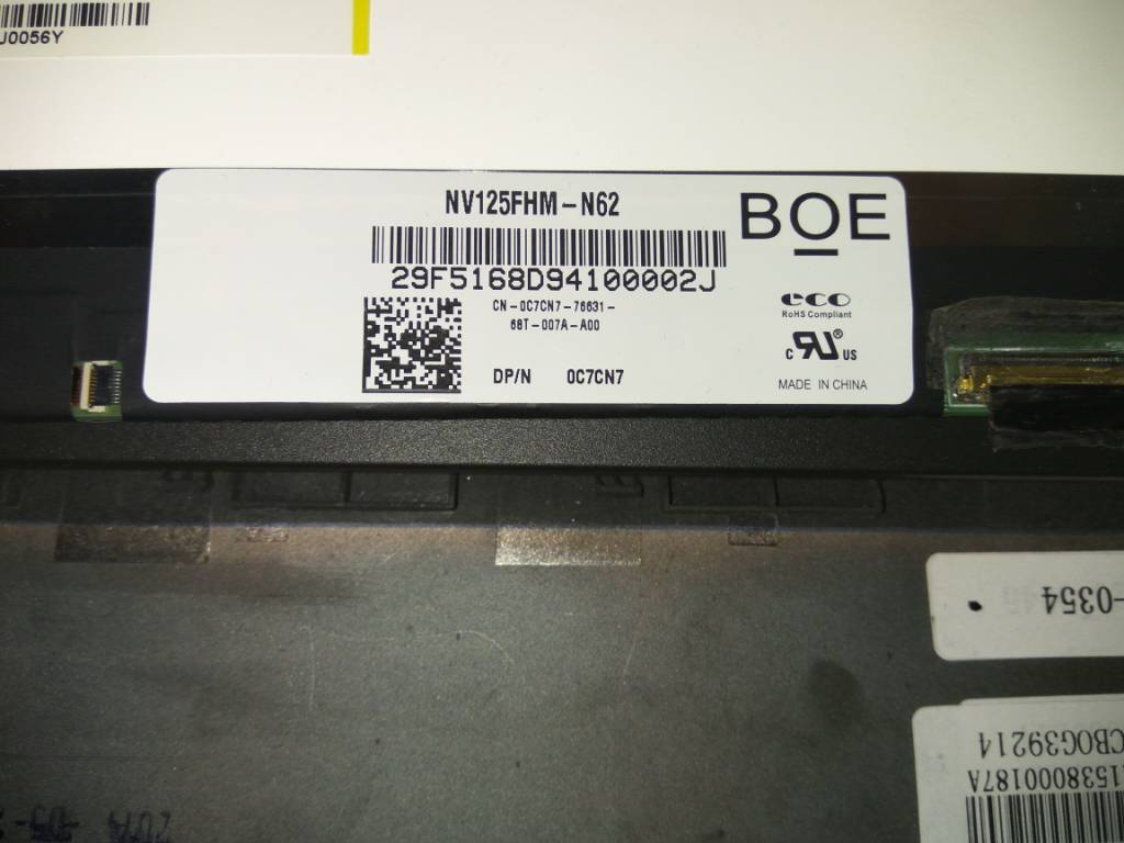 w550s/t550 LCD screen replacement - brightness set at max    Page 31