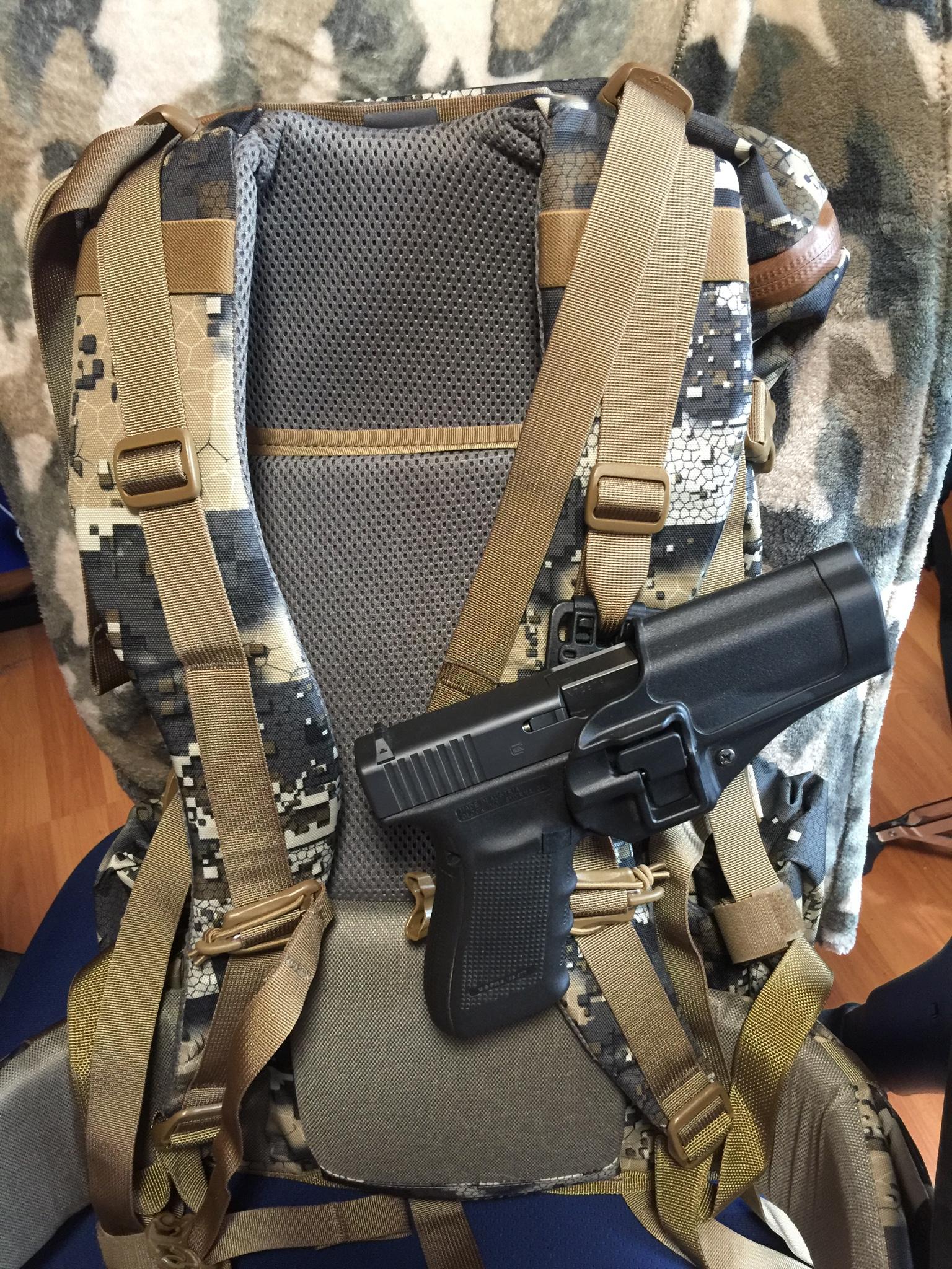 Handgun carrying | Rokslide Forum