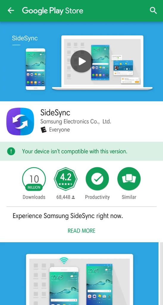 Alternative to Samsung Flow needed - Android Forums at