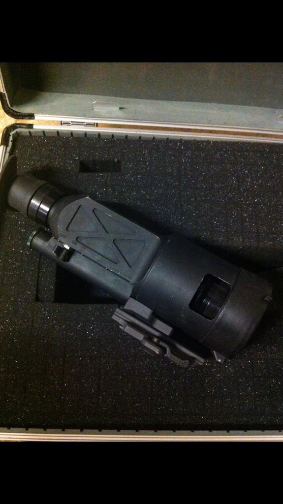 WTS: EMX MK2 Thermal scope