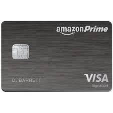 Amazon Visa Karte 4-fache Punkte