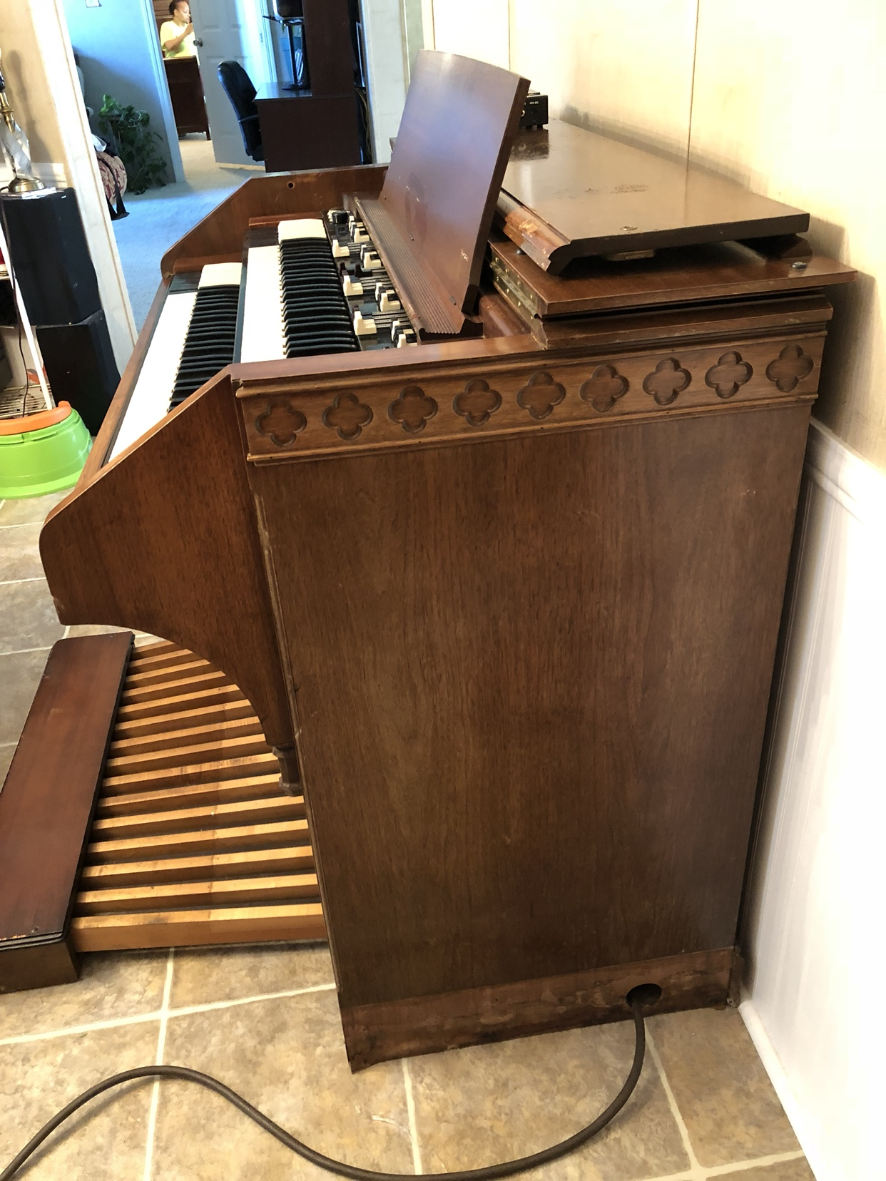 Organ Restoration Project: How do I get this finish? | NC