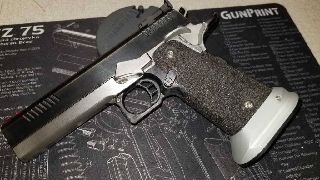 2011 heavy magwell - 1911-style Pistols - Brian Enos's