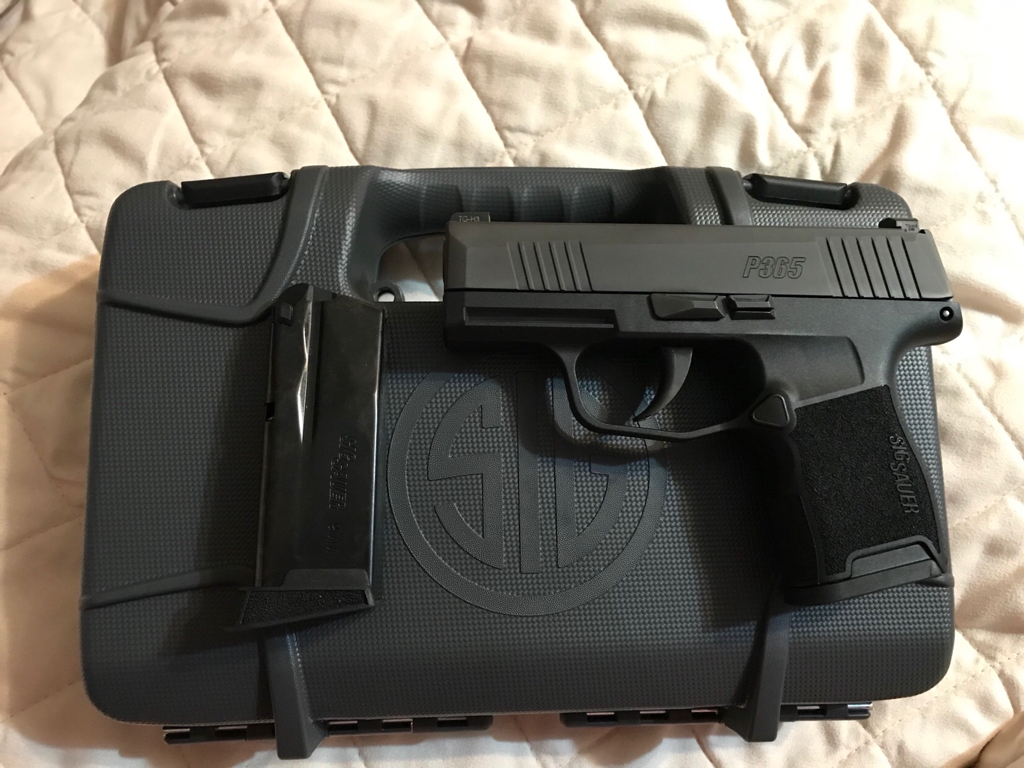New P365 Case? - SIG Talk