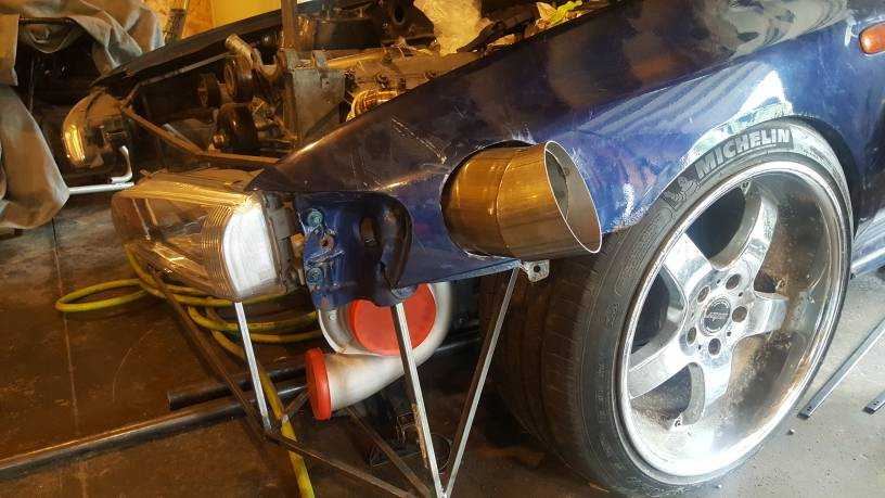 Rowdy burnouts and loud noises: The LSX/Subaru swap project - Page 27 - LS1TECH - Camaro and ...