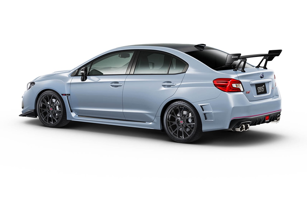 Thoughts/Review/Comparison 2019 STI specs - Page 6 - Subaru