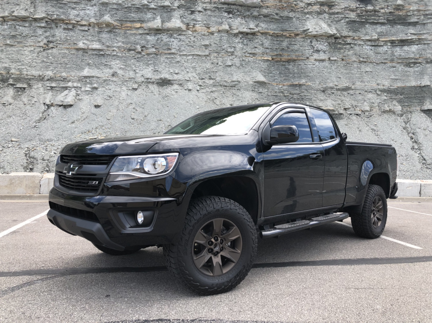 My 2017 Z71 Extended Cab Daily Driver - Chevy Colorado ...