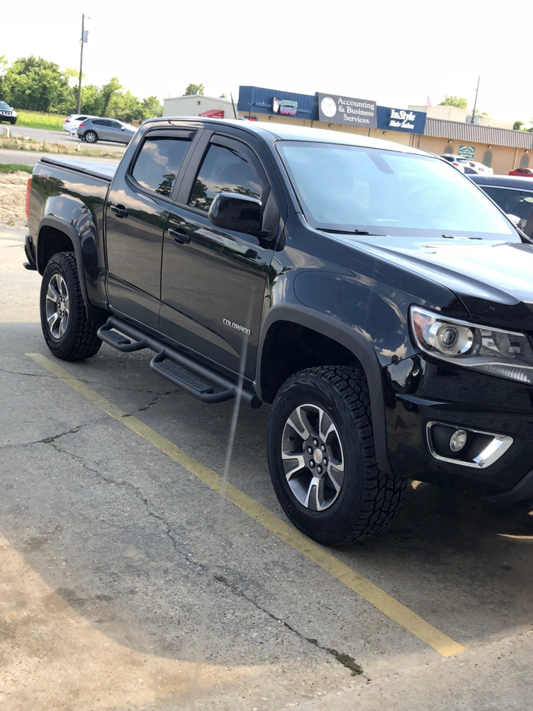 Nissan Of New Orleans >> Cooper Discoverer AT3 - Chevy Colorado & GMC Canyon
