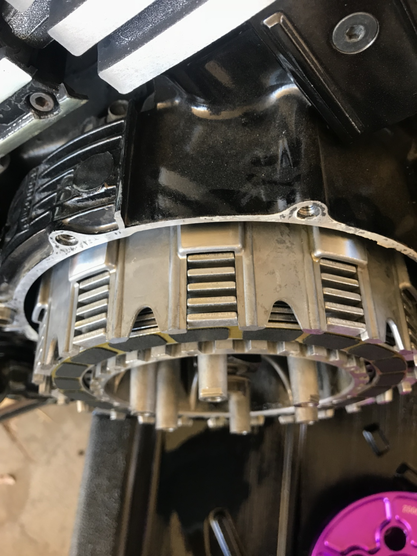 clutch problems(barnett)??? 1st gen vmax | Yamaha Star V-Max