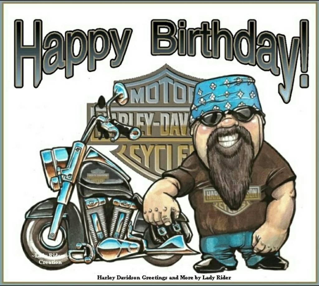 Happy Birthday Miles Tequillya Harley Davidson Forums Harley