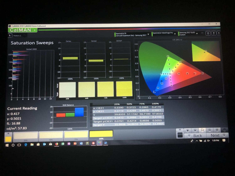 2018 Samsung Q9FN Settings Thread - AVS Forum   Home Theater