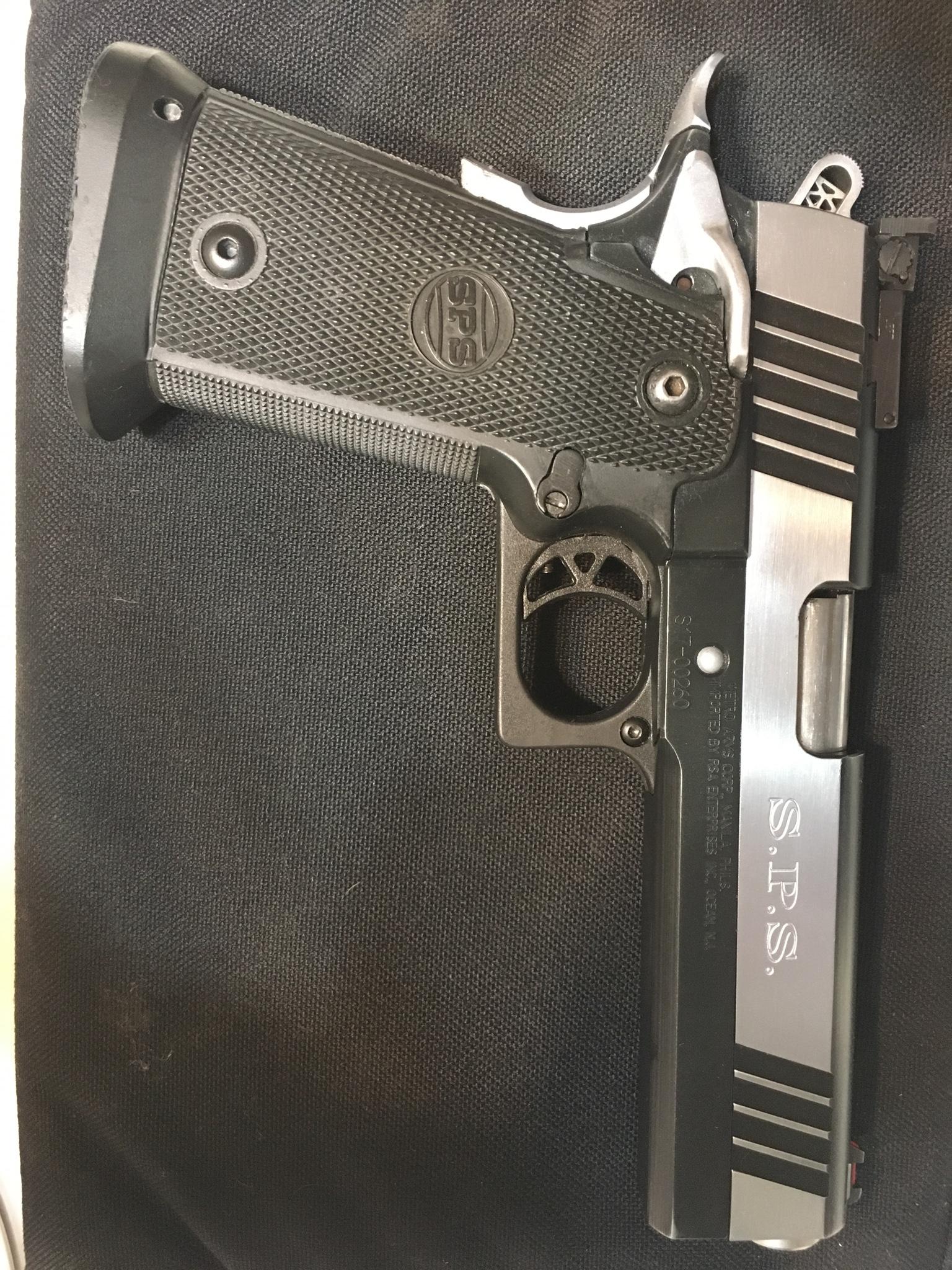 WTS Two-tone SPS Pantera 2011 9mm - AR15 COM