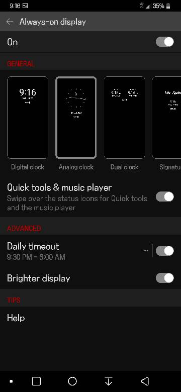 Dark theme - Android Forums at AndroidCentral com