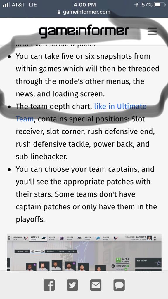 Madden NFL 19 Franchise Mode Details - Schemes, Player