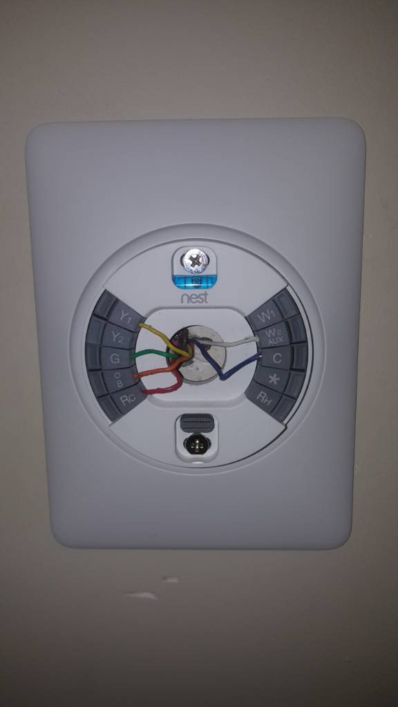 Nest Thermostat Gen 3 Wiring - Electrical - DIY Chatroom ... on