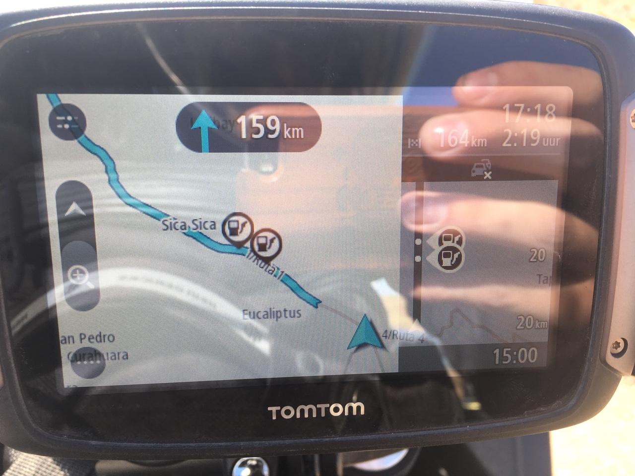 Ervaringen TomTom Rider 550 - V-Strom Forum Nederland