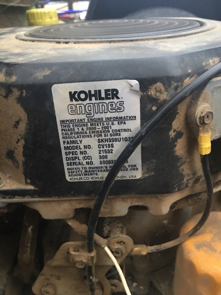 LT133 issues, anyone have a wiring schematic? | My Tractor Forum on
