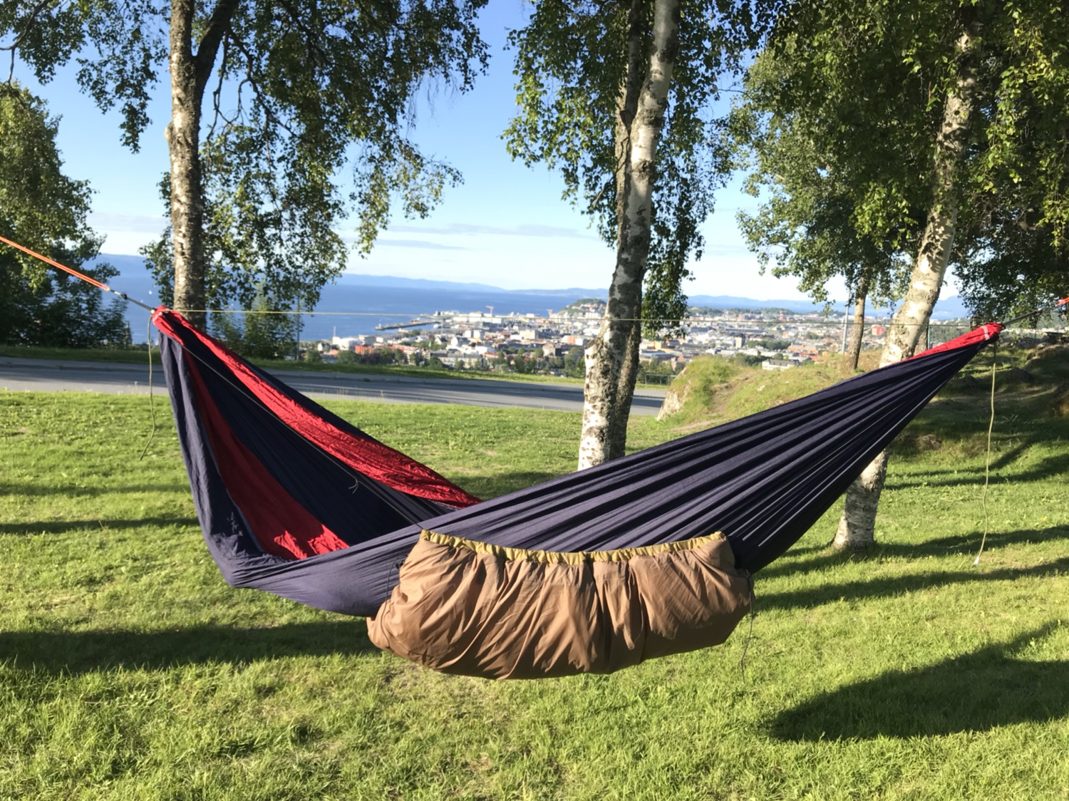 Diy 3 4 Hammock Underquilt With Both Classic And Clew