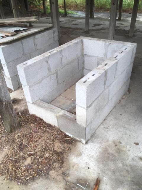 Tiny Home Designs: Cinder Block Dog House Plans