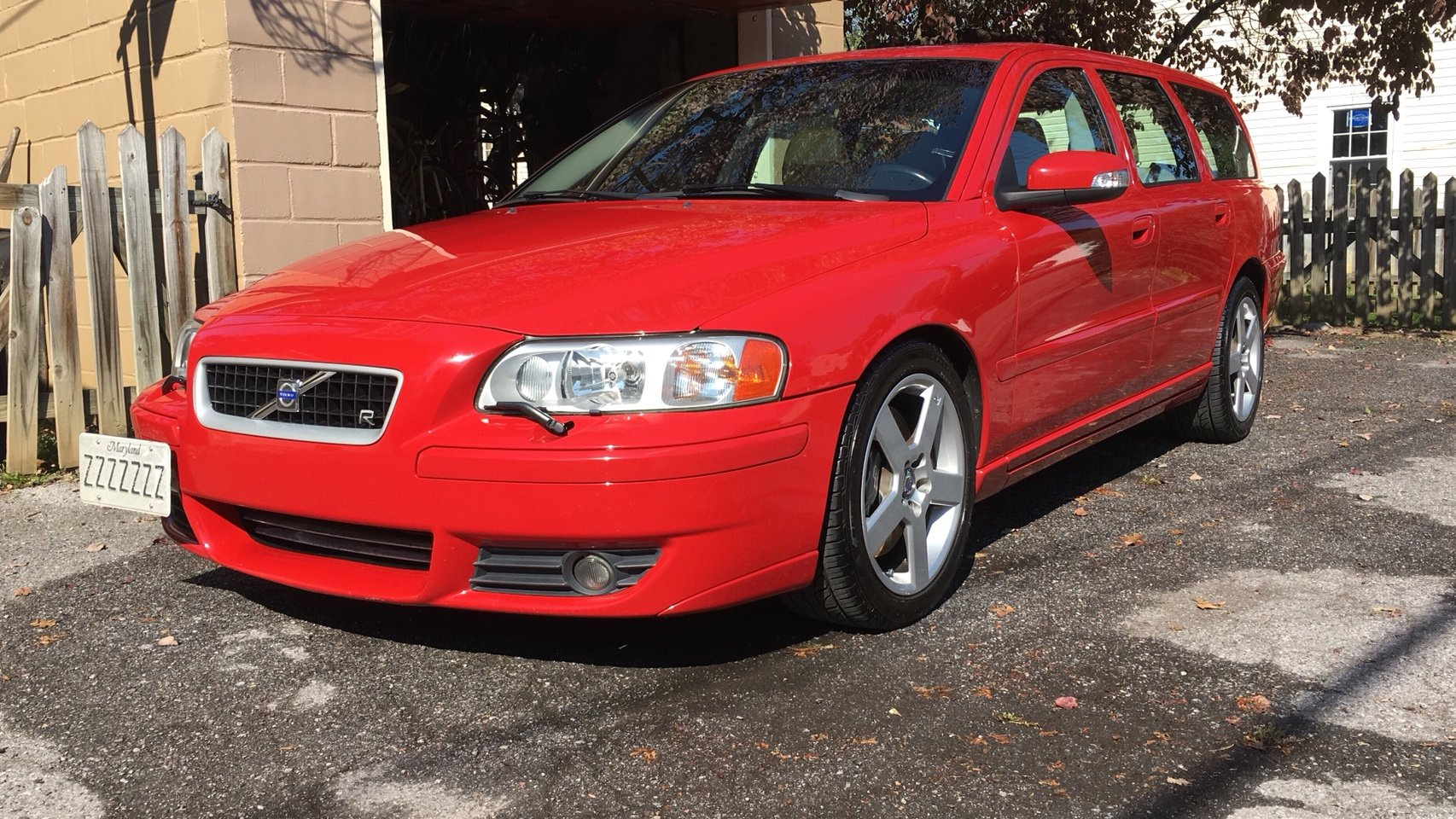 2007 V70r Passion Red Now Martynunya S Project Swedespeed Volvo Performance Forum