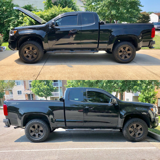 My 2017 Z71 Extended Cab Daily Driver