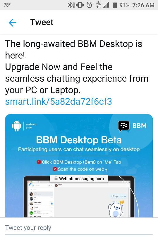 BBM Desktop- How to get? - BlackBerry Forums at CrackBerry com