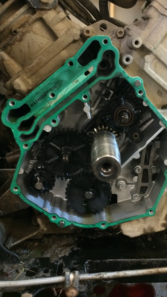 Water Pump Not Spinning Can Am Commander Forum