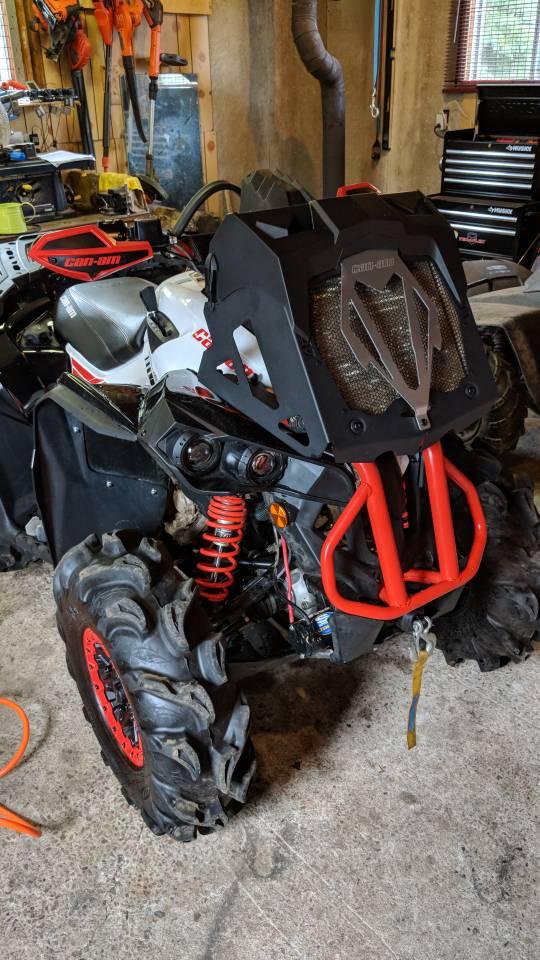 2018 570 Renegade Xmr Brp Rad Relocate Kit - Page 2