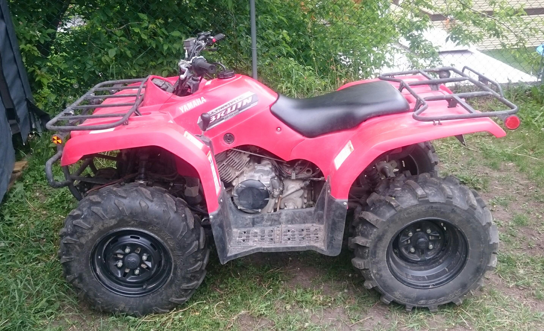 Yamaha YFM350 BRUIN ATV Front Wheel Bearing Kit 04-06