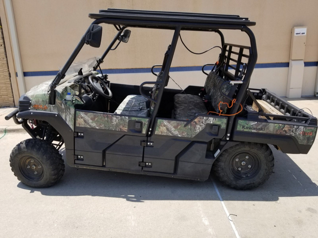 mule pro fxt lift/ accessories?? - TexasBowhunter com
