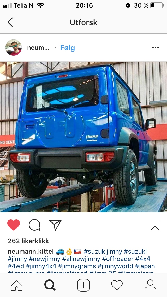 New Jimny - UK - Page 2 - BigJimny Forum