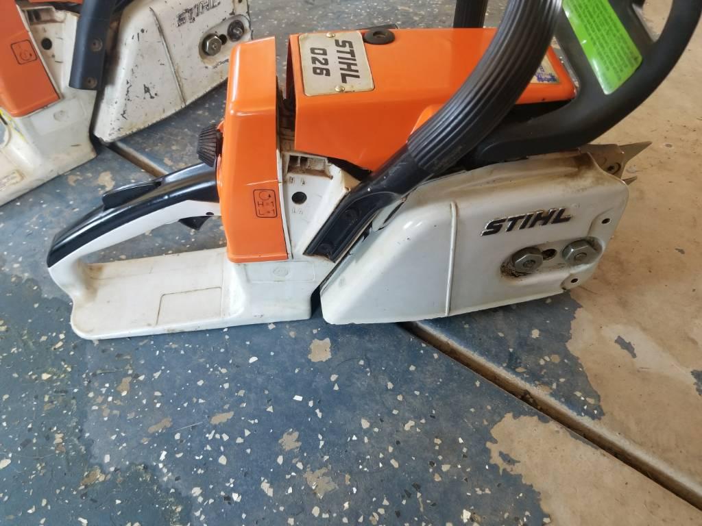 Ing Clean Stihl 026 For