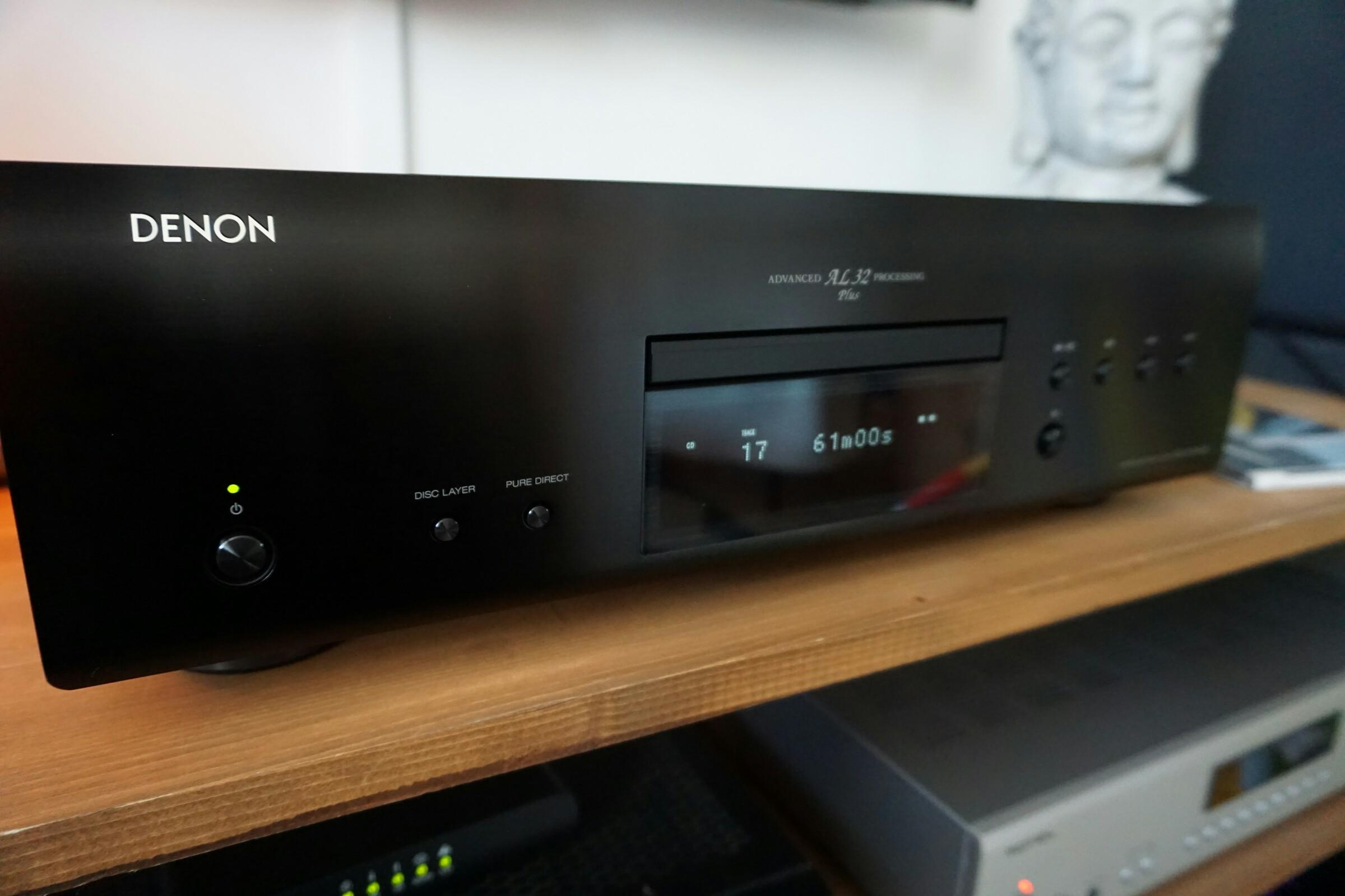 Denon DCD-1600NE CD/SACD player - AVS Forum | Home Theater