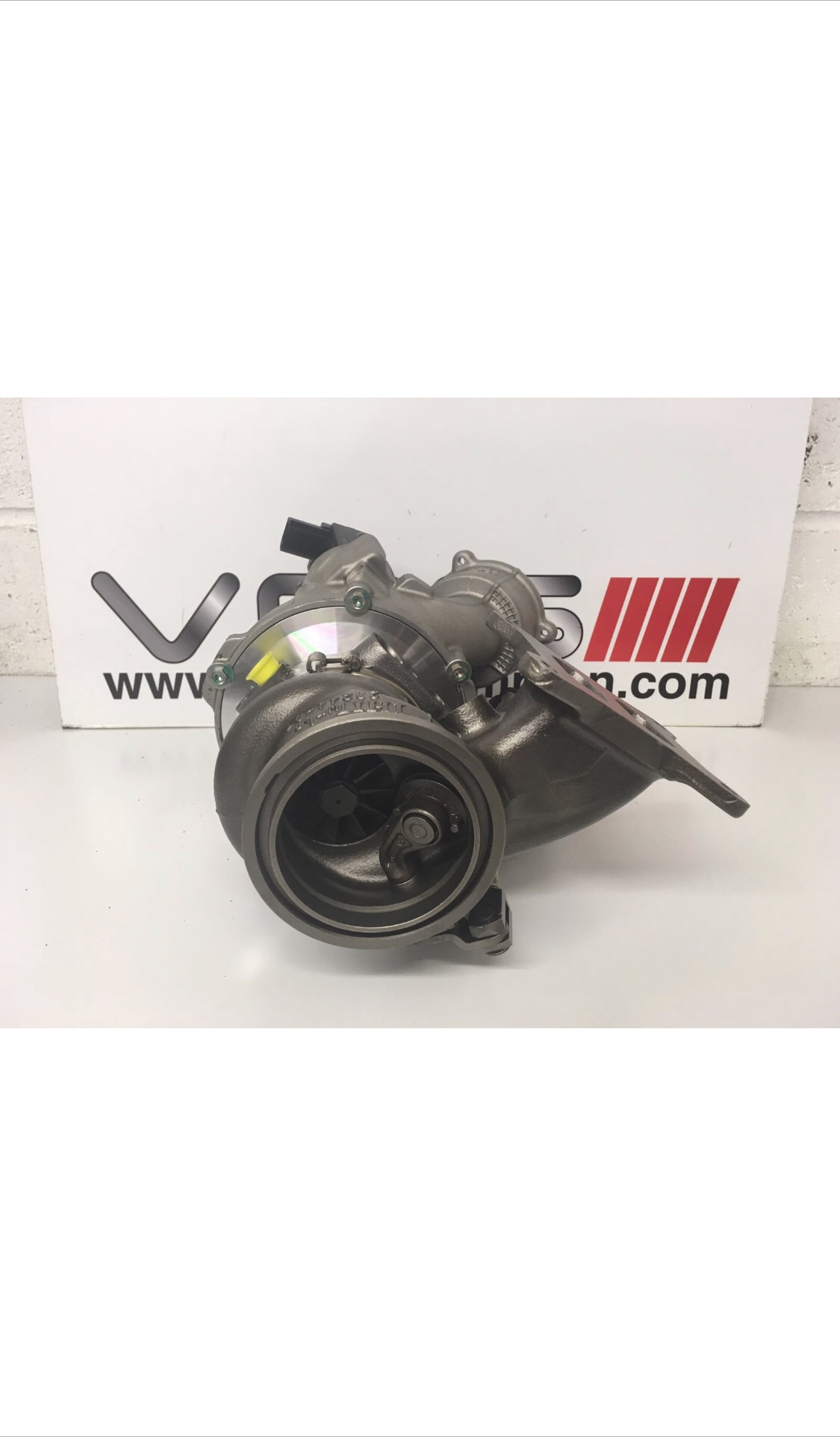 Hybrid IS38  Turbo Technics V2 TURBO | Audi-Sport net