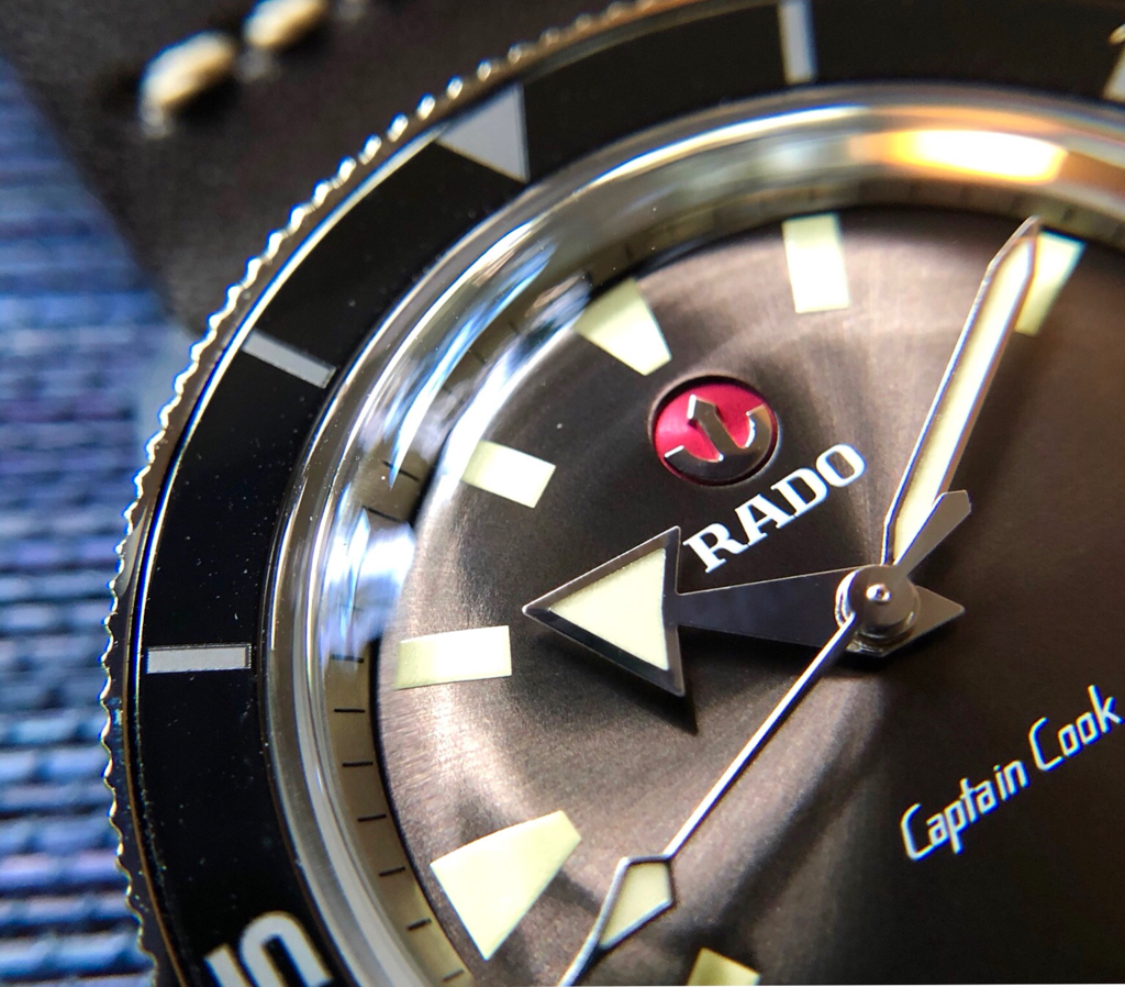 Rado Captain Cook Le First Impressions Photo Heavy Watchuseek Watch Forums