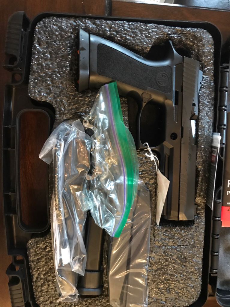 WTS P320 X5 and X-VTAC Complete Parts Kits - Calguns net