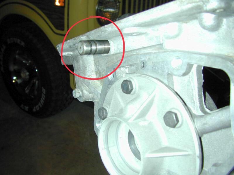 727 low-reverse pivot shaft o-ring size - Dodge Ram