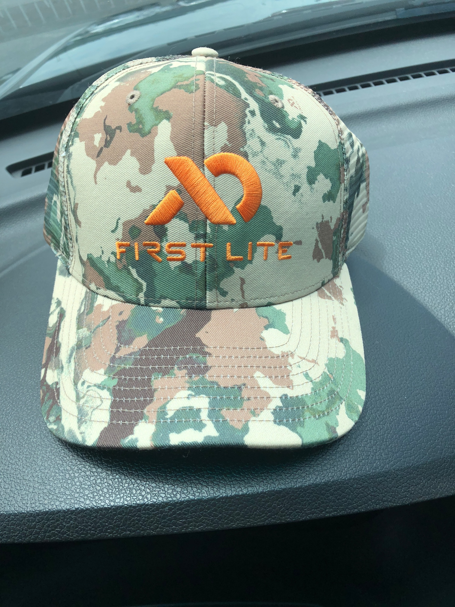 4edde845ef5 For sale first lite trucker hat fusion jpg 1536x2048 Trucker first lite logo