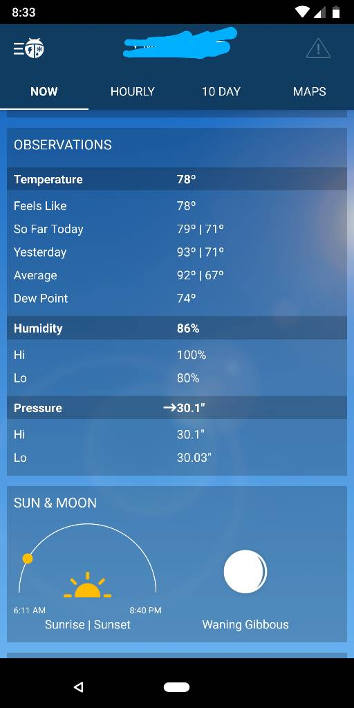 Weather Apps? - Android Forums at AndroidCentral com