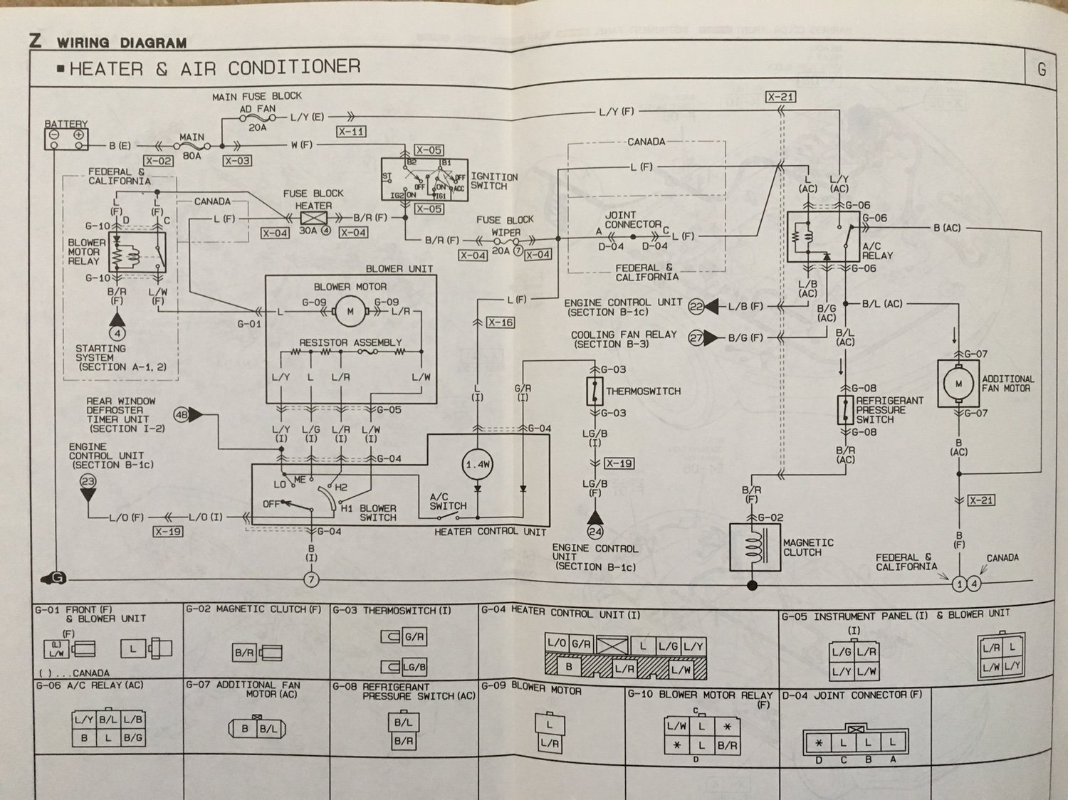 Mk1 Wiring Diagram Mx 5 Miata Forum